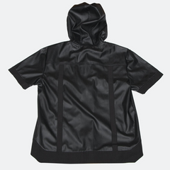 Punching Skin Hood Zip-Up
