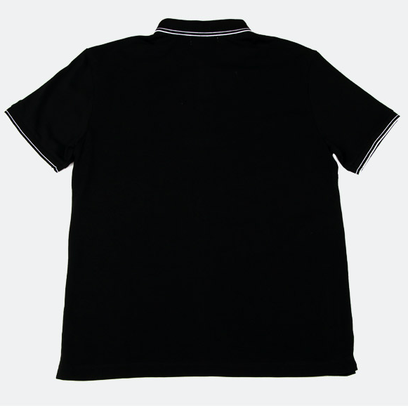Yarn Dyeing Yoko Collar T-Shirt