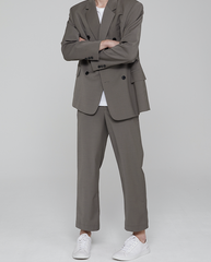 Khbrown Set-Up Trousers