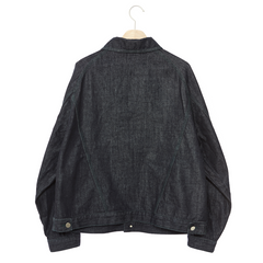 JAZIDA Basic Denim Jacket