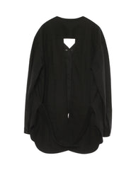 Transformed Shirt Jacket Black