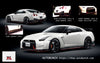 Nismo Style Body Kit (6PC) Carbon Fiber / Nissan GTR 2009-2015
