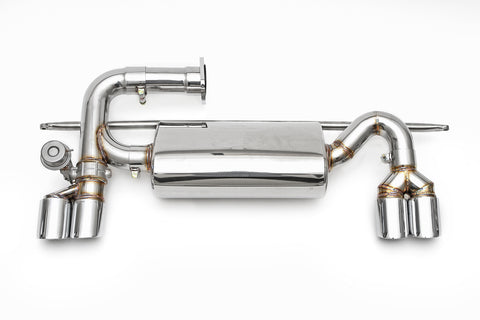 Valvetronic Exhaust System with Quad Style Tips / 1986-1989 Ferrari 328