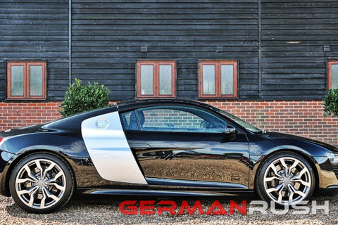 Blades (2PC) Paintable Fiber Glass V10 Style / Audi R8 Coupe 2007-2015