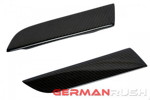 Door Handles (2PC) Carbon Fiber / All Audi R8 Models 2007-2015