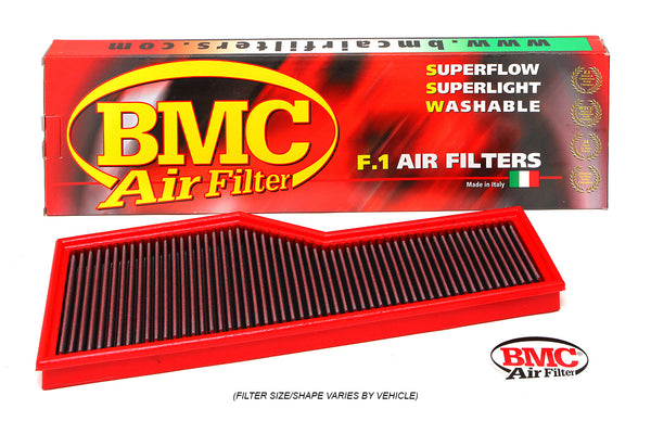 BMC F1 Air Filter (SET OF 2) / 2001-2010 Lamborghini Murcielago