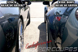 Corvette C6 Complete Wide Body Kit For Upgraded C6 Models