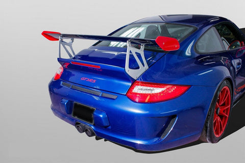 GT3-RS Rear Wing (1PC)  Carbon Fiber / Porsche GT3 2006-2011