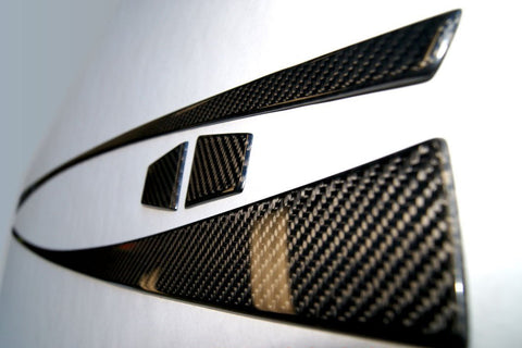 Door Trim (4PC) Carbon Fiber / Audi R8 2007-2014
