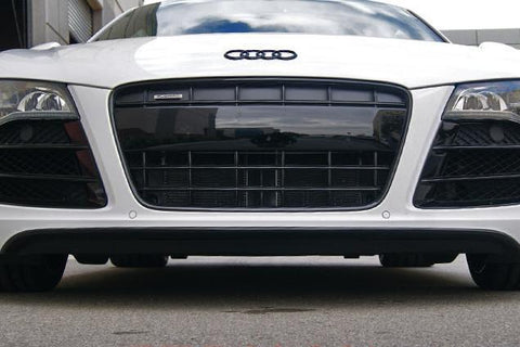 Front Splitter (1PC) Fiber Glass / Audi R8 Coupe & Spyder 2007-2015