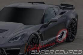 Corvette C7 Quarter Panel Bottom Vents / Carbon Fiber For Models Z06 Coupe, Z06 Convertible, 2 Door Coupe, 2 Door Convertible