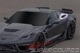 Corvette C7 Quarter Panel Top Vents / Carbon Fiber For Models Z06 Coupe, Z06 Convertible, 2 Door Coupe, 2 Door Convertible