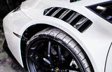 Huracan Vented Front Fenders (2PC) / Huracan Carbon Fiber (All Models)