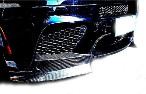 X6 Front Lip (1PC) Carbon Fiber / BMW X6 2009-2014