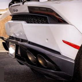 Huracan Corsa Rear Bumper (1PC) / Carbon Fiber