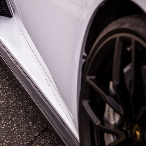 Huracan (Spyder) Corsa Side Skirts (2PC) / Carbon Fiber