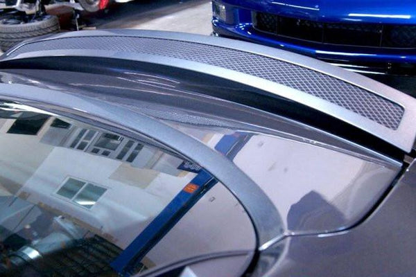 Rear Wind Deflector (1PC) Fiber Glass / Audi R8 Coupe 2007-2015