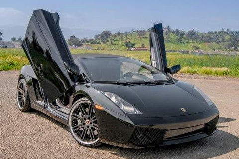 Lambo Doors (2PC) Bolt-On Kit / Lamborghini Gallardo