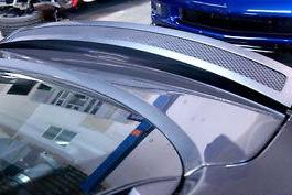 Spyder Wind Deflector (1PC) Paintable Fiber Glass / Audi R8 Spyder 2009-2015