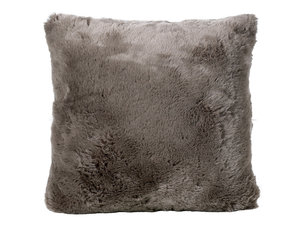 Winter Home Seal Taupe Coussin Winter Home Seal Taupe Cushion Textil