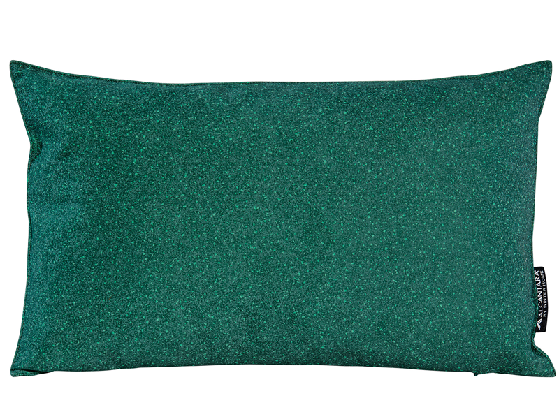 Winter Home Telemachus Alcantara Vert Alcantara Coussin Winter Home Cushion Telemachus Green