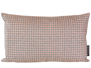 Winter Home Penelope Salmon Alcantara Alcantara Coussin Winter Home Cushion Penelope Salmon