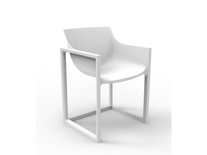Vondom Wall Street Chaises_Bancs_Outdoor Chaises_Outdoor Outdoor Vondom Wall Street