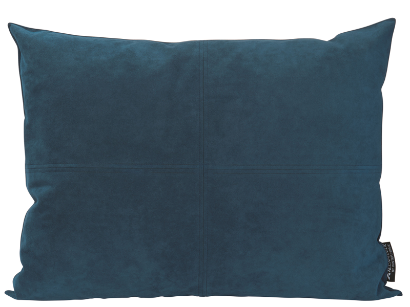 Winter Home Powder Blue Alcantara Alcantara Coussin Winter Home Cushion Powder Blue
