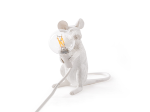 Seletti Souris Assise Lampes Luminaires Mouse Lamp Lighting Seletti