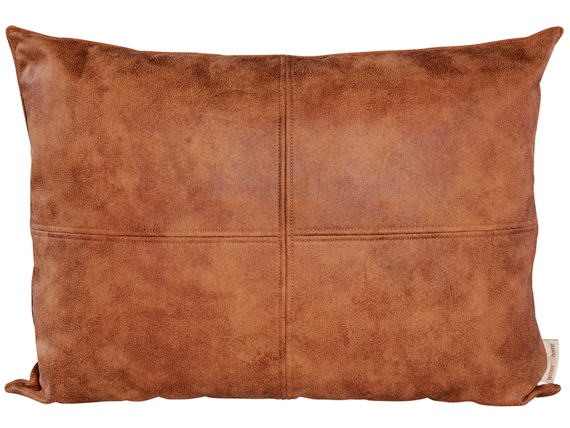 Winter Home Mustang Sherry Coussin Winter Home Cushion Mustang Sherry Mustang-Sherry