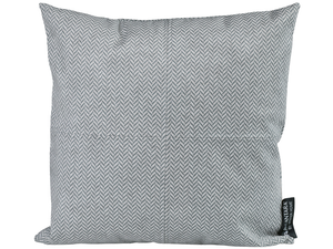 Winter Home Vanellus Grey Alcantara Alcantara Coussin Winter Home Cushion Textil