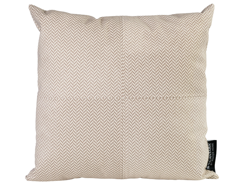 Winter Home Vanellus Sand Alcantara Alcantara Coussin Winter Home Cushion Textil