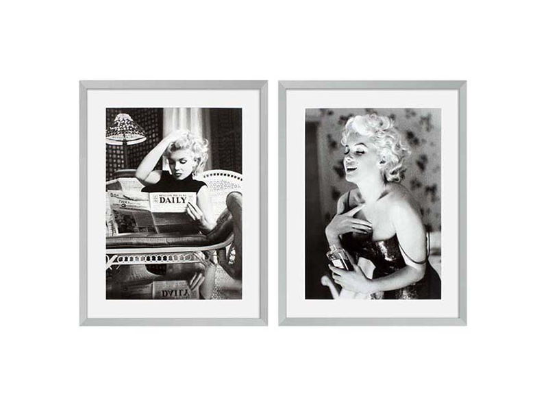 Marilyn Monroe set of 2