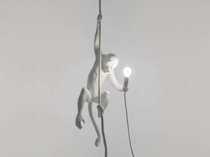 Seletti Monkey - Indoor Luminaires Monkey Indoor Lamp Lighting Seletti