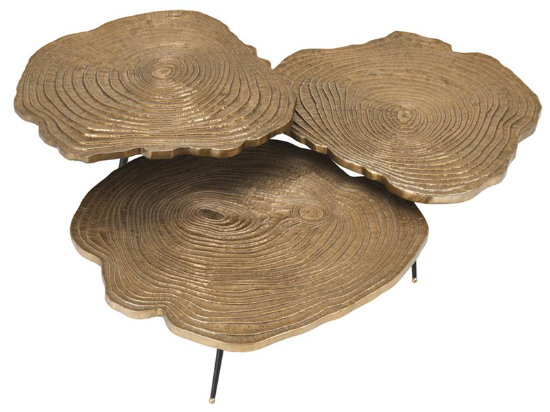 Quercus set of 3