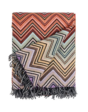 Missoni Light Purple Plaid Missoni Plaids Textil