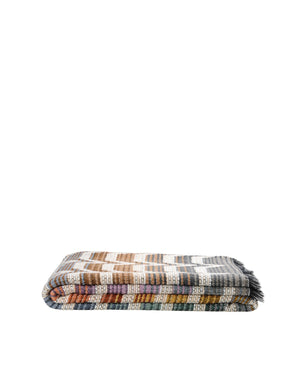 Missoni Brown Plaid Missoni Plaids Textil