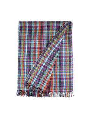 Missoni Multicolour Plaid Missoni Plaids Textil