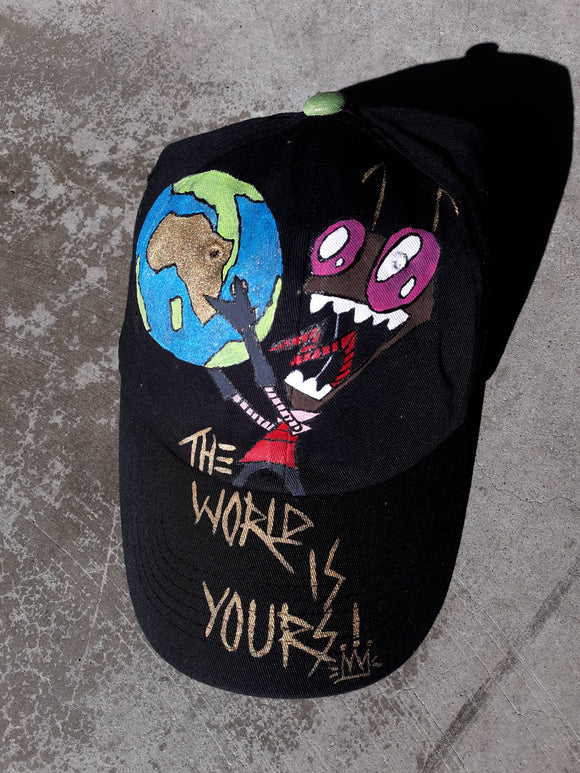 The World Is Yours!!