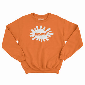Splat! Crew Neck Sweatshirt
