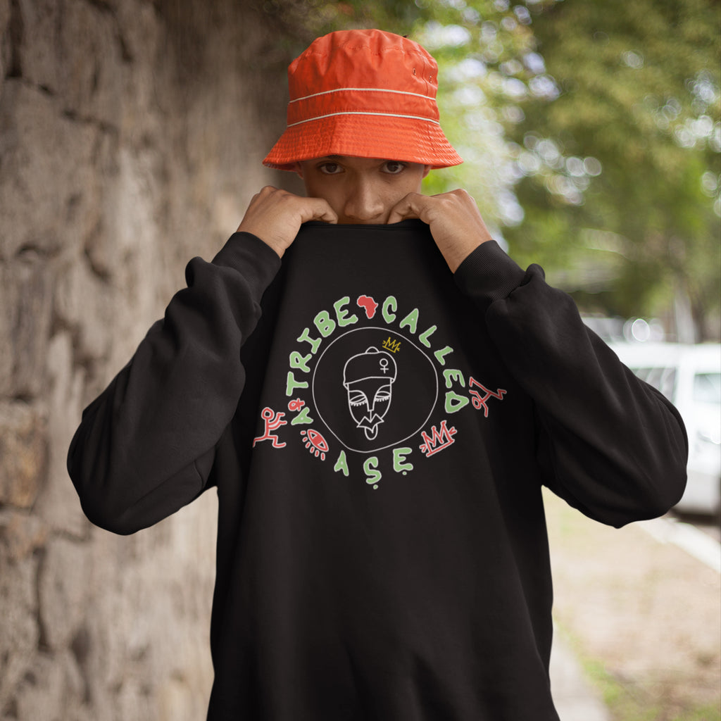 A Tribe Called Ase! Crewneck