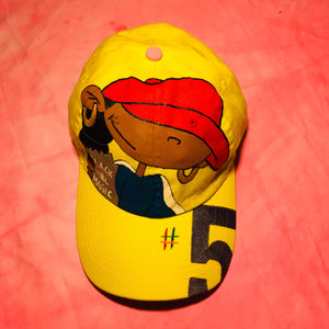 Custom Painted Hats