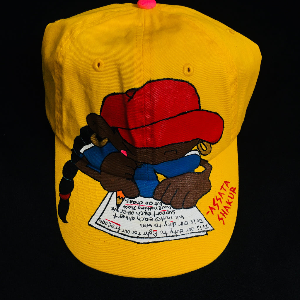 Numbah 5 x Assata Shakur Hat