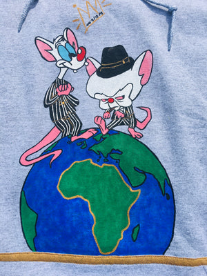 Pinky and The Brain Takeover
