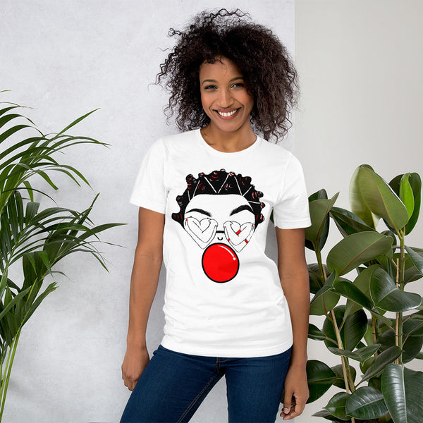 Gotta Love Them All! Short-Sleeve Unisex T-Shirt
