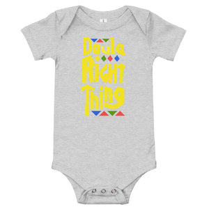 Doula Right Thing Onesie
