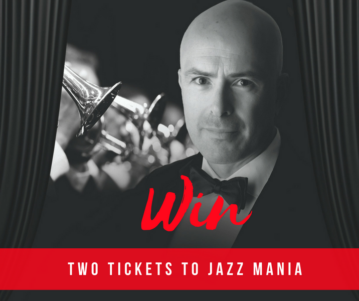Win Jazz Mania tickets for Mother's Day!
