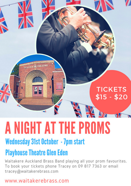 Proms At The Playhouse