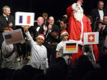 Christmas brings Youth Band to the stage [Dec 2009]