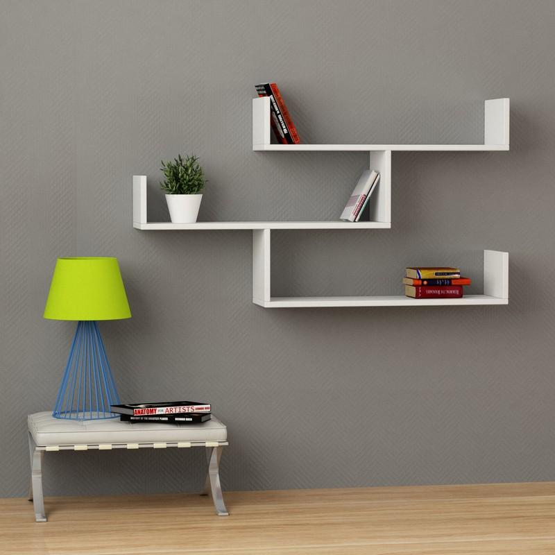 Buy Tibet Floating Wall Shelf At Musthouse For Only £4040 Awesome Where To Buy Floating Wall Shelves